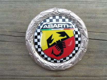 Picture of ABARTH X 1/9 emblem