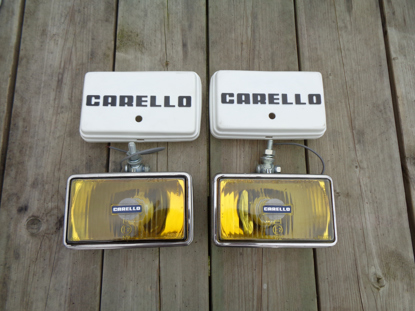 Picture of CARELLO fog lights / fendinebbia