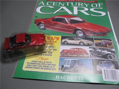 Afbeeldingen van Century of Cars, 1:43
