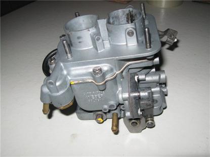 Afbeeldingen van carburateur WEBER 32 DATR