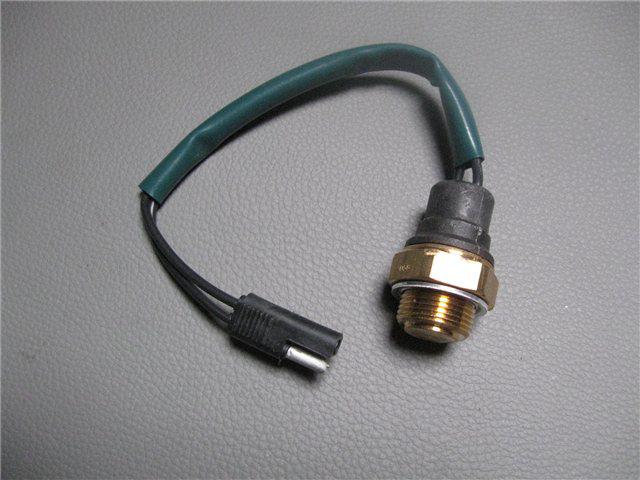 Afbeeldingen van thermoschakelaar ventilator radiateur