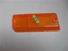 Afbeeldingen van glas knipperlicht 1300, voorzijde rechts, oranje