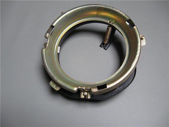 Afbeeldingen van koplamp bevestigingsringen/steleenheid rechts