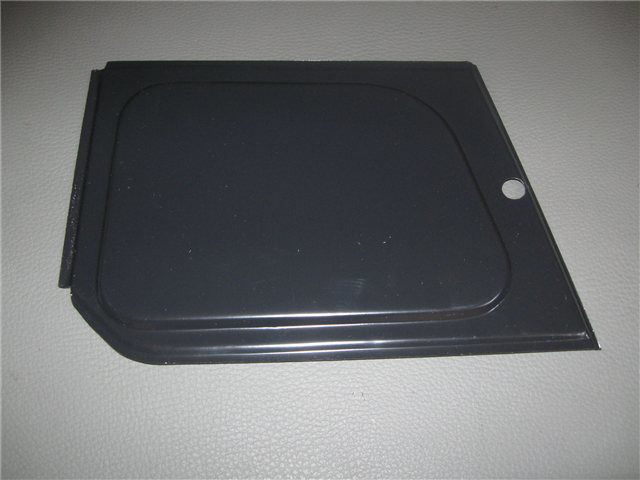 Afbeeldingen van deksel frame spoilerhoek voorzijde, links