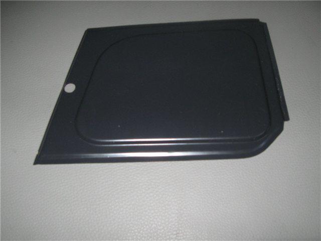 Afbeeldingen van deksel frame spoilerhoek voorzijde, rechts