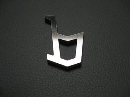 Afbeeldingen van embleem Bertone -B-