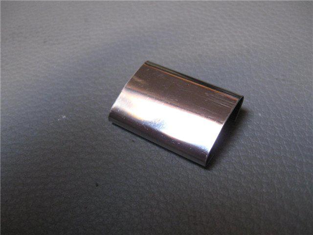 Afbeeldingen van verbindingsstuk sierlijst voorruit, RVS