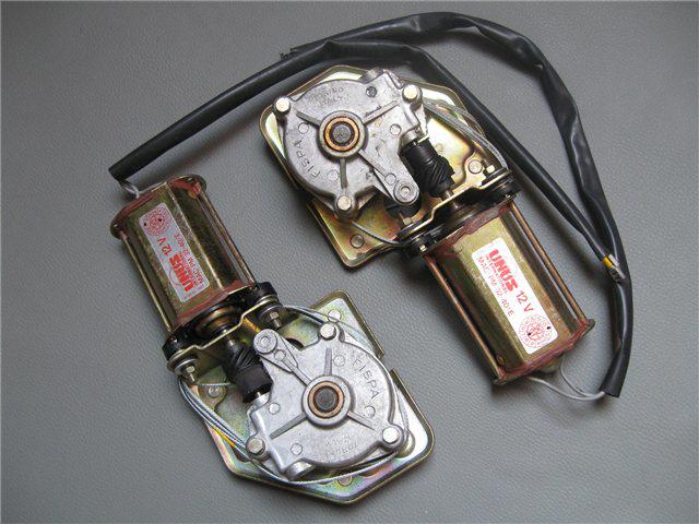 Afbeeldingen van motor elektrische raambediening met kabel, Fispa