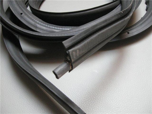 Afbeeldingen van rubber bagageruimte voorzijde