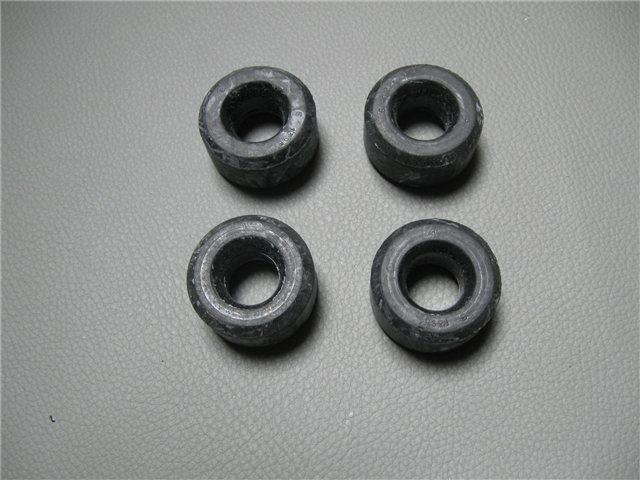 Afbeeldingen van stabilisatorrubbers voorzijde