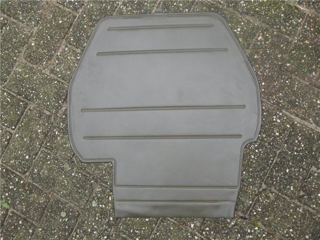Afbeeldingen van deksel reservewiel, groen