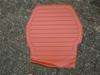 Afbeeldingen van deksel reservewiel, oranje