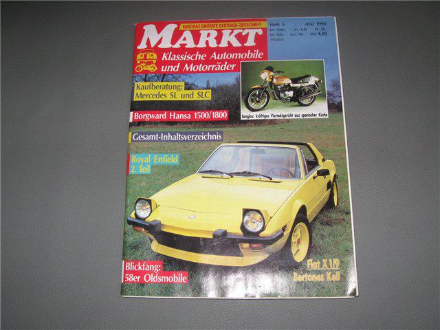 Afbeeldingen van Markt, Duits, 1992