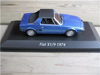 Afbeeldingen van MiniChamps 1:43 model, blauw