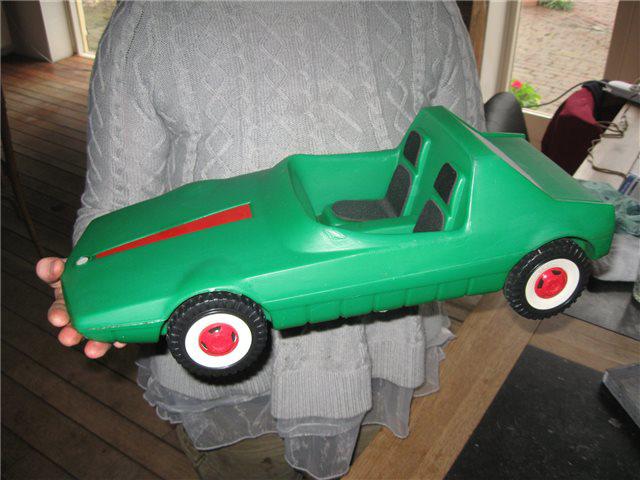 Afbeeldingen van Runabout Barchetta Sports Car