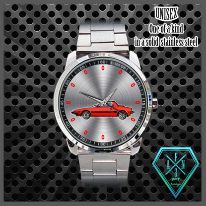 Afbeeldingen van horloge X 1/9 in rood