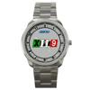 Afbeeldingen van horloge X 1/9, grijs met 1300 logo