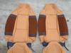 Afbeeldingen van set stoelbekleding 1500, CURRY / beige